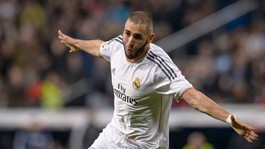 Karim Benzema: France international happy to stay at Real Madrid