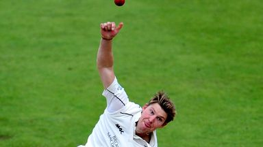Ollie Rayner: Will be given chance to impress on England Lions tour
