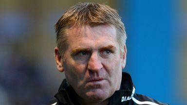 Dean Smith: Deserved to win