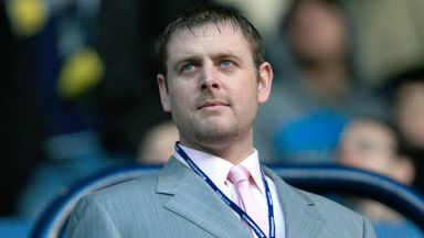 Darragh MacAnthony: Critical of manager