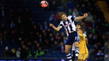 Craig Dawson: Ready to play his full part in West Brom's relegation fight