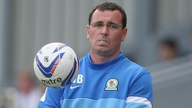 Gary Bowyer: Blackburn Rovers coach is looking to bolster his squad with young talent