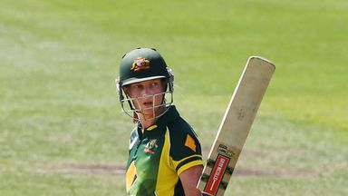 Meg Lanning: Hit 18 fours and a six in her superb 65-ball knock