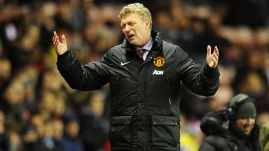 David Moyes: Sacked last year for a disappointing campaign at Old Trafford