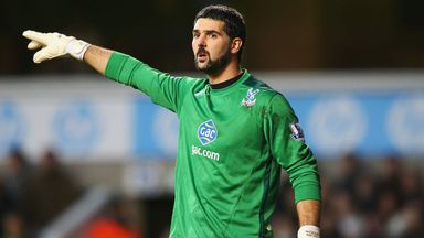 Julian Speroni: Crystal Palace goalkeeper to consider his future