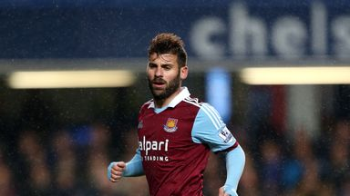 Antonio Nocerino: Joined West Ham in an effort to get regular game time
