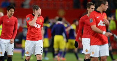Manchester United: Suffered more disappointment against Swansea