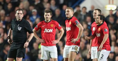 Manchester United: Slipped to a costly defeat at Chelsea on Sunday