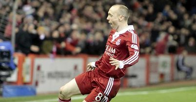 Willo Flood: Aberdeen midfielder has been in great form this season