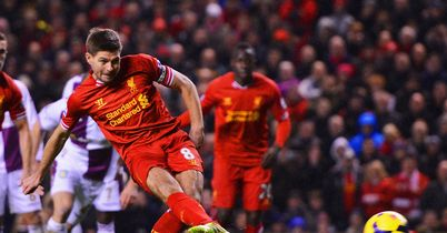Steven Gerrard: Seven of last eight PL goals have come from spot