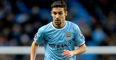 Jesus Navas: Fully aware of Jose Mourinho from his time in Spain
