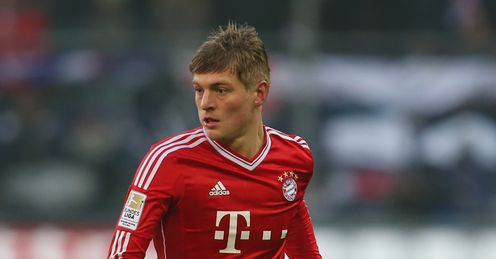 Toni Kroos: Set to stay at Bayern