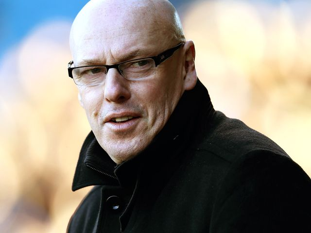 Brian McDermott: Pleased to have ended unwanted run