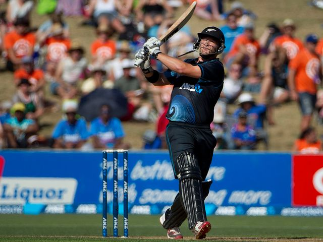 Corey Anderson: Hit 68 off 40 balls for New Zealand