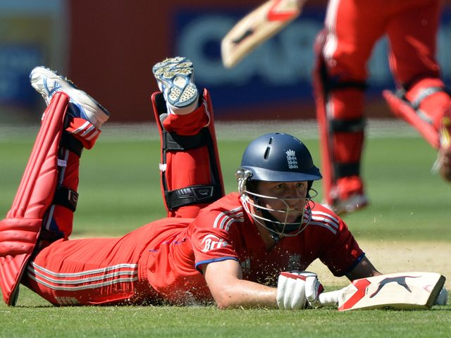 Gary Ballance: Top scored for England with 79
