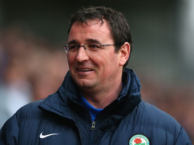 Gary Bowyer's Blackburn won 1-0