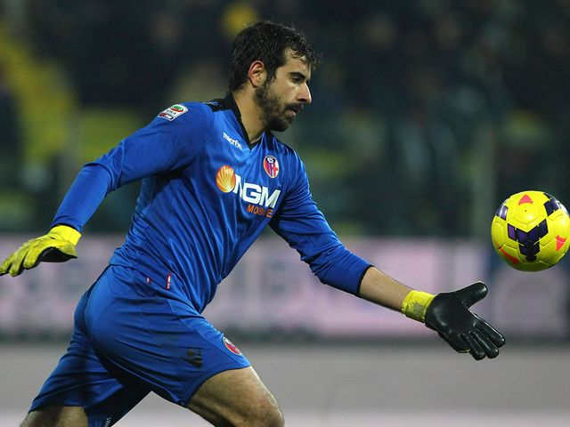 Gianluca Curci: Struggling with a muscular problem
