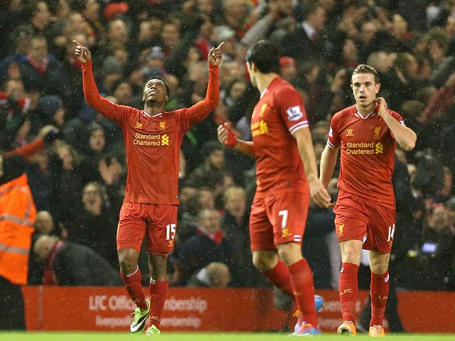 Liverpool claimed an impressive 4-0 win at Anfield
