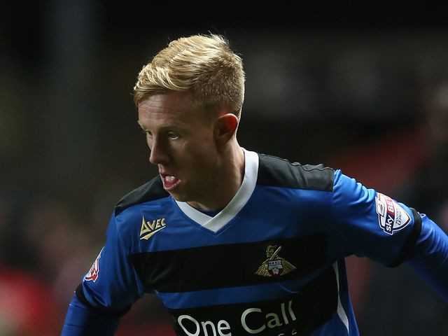Mark Duffy: Scored for Doncaster