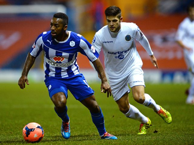 Jacques Maghoma stays away from Danny Andrew