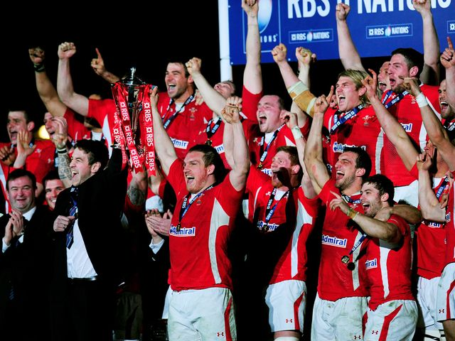 Wales are aiming for a hat-trick of Six Nations titles