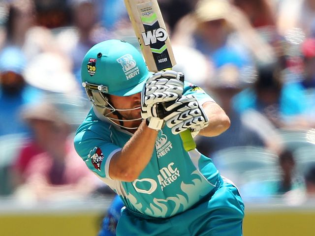 Craig Kieswetter: Top-scored for the Brisbane Heat