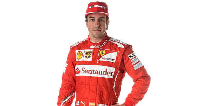 Fernando Alonso: Says he will race in the team's best interests (Picture courtesy of Ferrari)