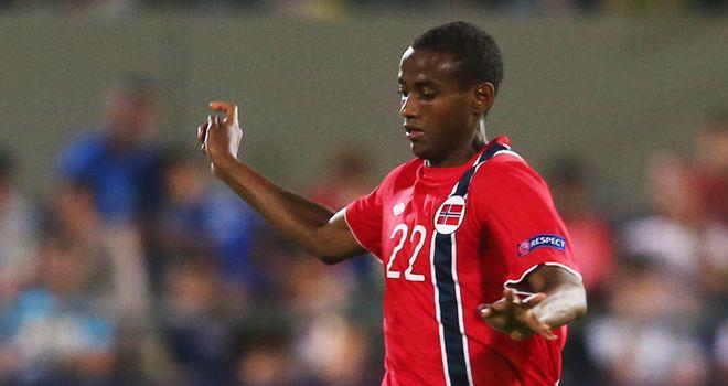 Abdisalam Ibrahim: Norway U21 international released by Manchester City