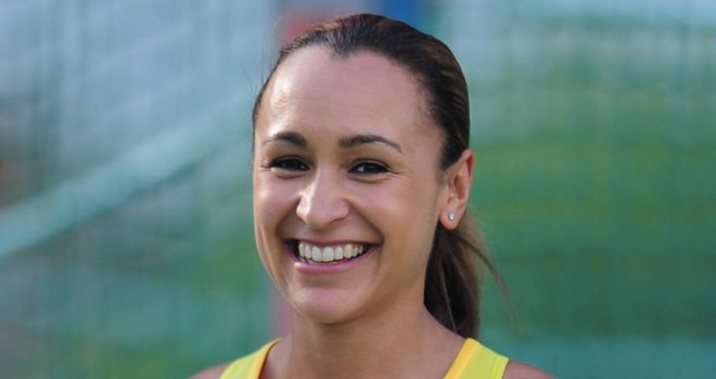 Olympic heptathlon champion and SSLFS ambassador Jessica Ennis-Hill