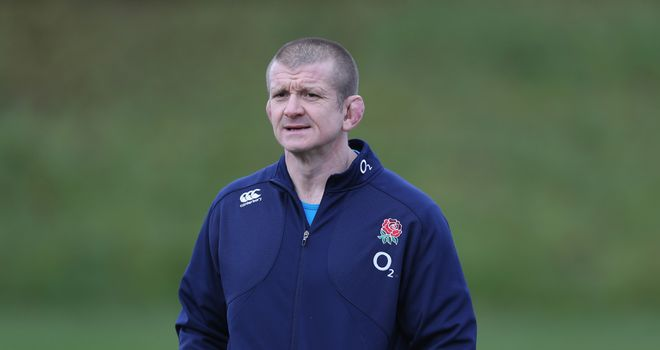 Graham Rowntree: Overseeing an intriguing race for selection