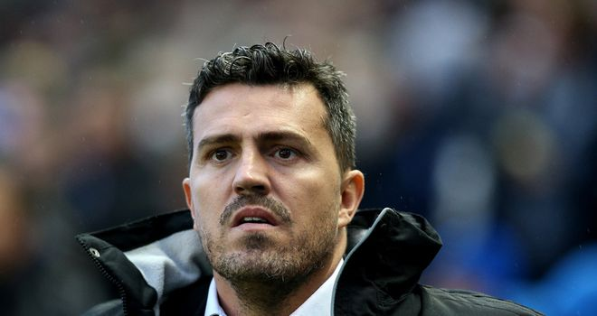 Oscar Garcia: Brighton boss has offered to resign