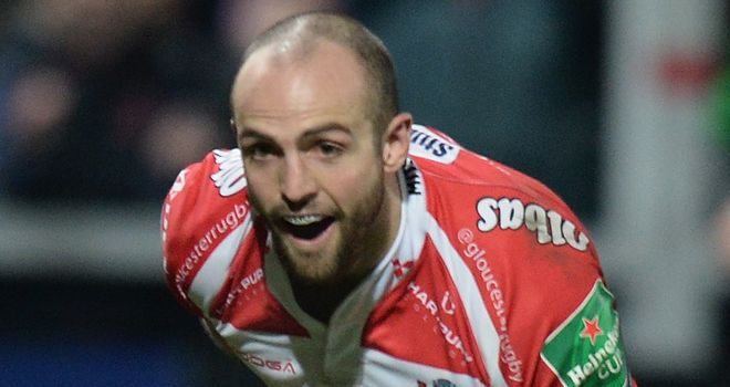 Charlie Sharples: has not featured for England since autum 2012