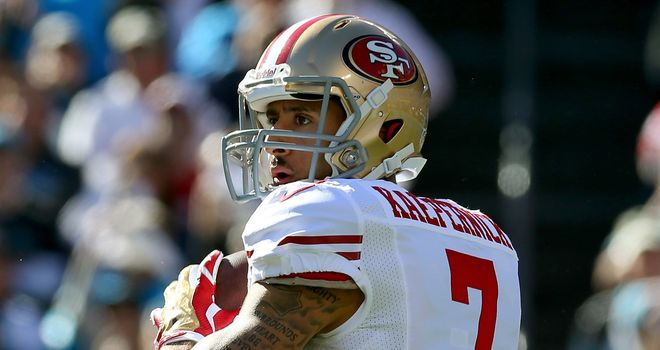 Colin Kaepernick: QB gets lucrative new contract from the 49ers
