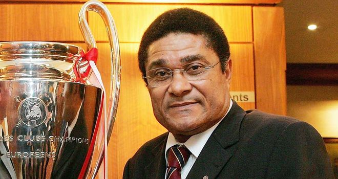 Eusebio: The Portuguese legend has died, aged 71
