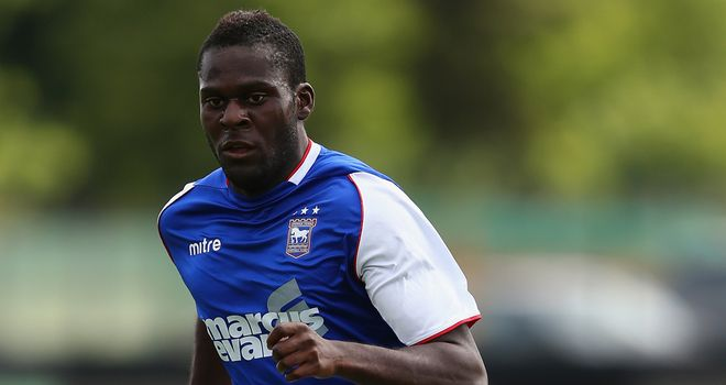 Frank Nouble: Set to leave Ipswich