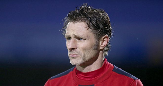 Gareth Ainsworth: Could play himself against Rovers