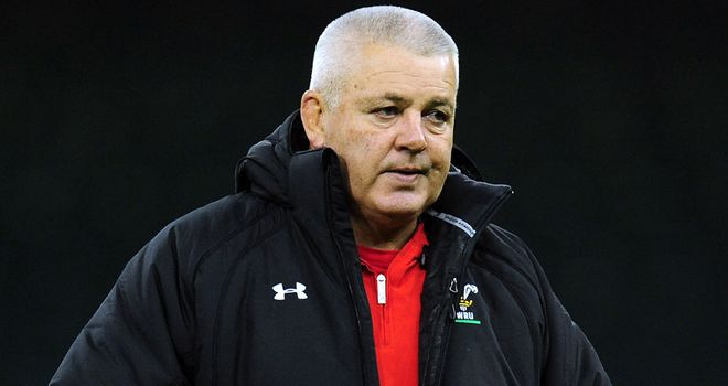 Warren Gatland: positives and things to work on