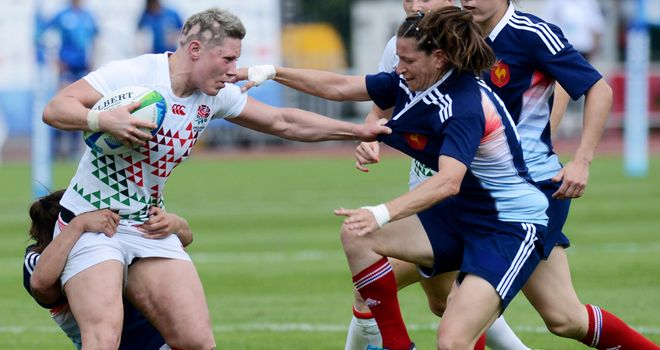 Fisher: in 7's action against France