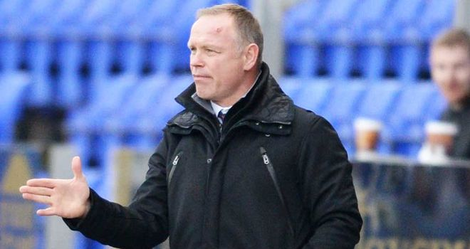 John Hughes: Remained upbeat after Inverness defeat