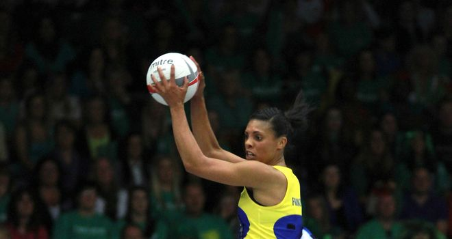 Stacey Francis: Confident ahead of Commonwealth Games