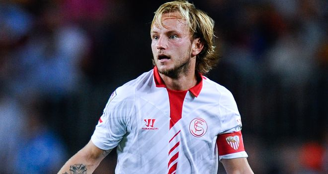 Ivan Rakitic: Missed a penalty