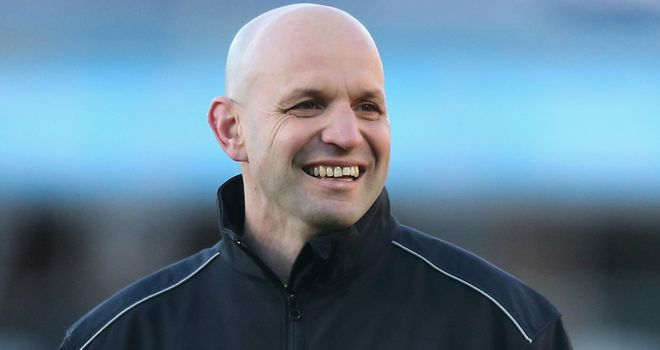 Jim Mallinder: Happy to pick up another win