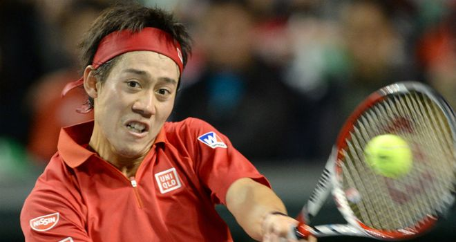 Kei Nishikori: One win away from his fourth ATP World Tour title