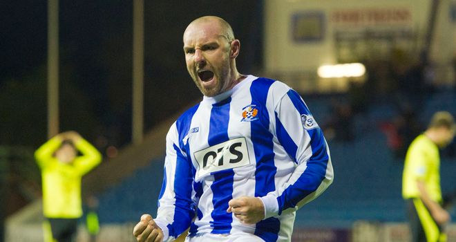 Kris Boyd: Late heroics earns Kilmarnock draw with Ross County