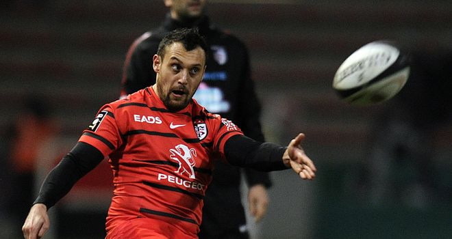 Lionel Beauxis: Another injury setback