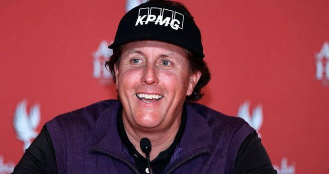 Phil Mickelson: Desperate to win US Open at Pinehurst in the summer