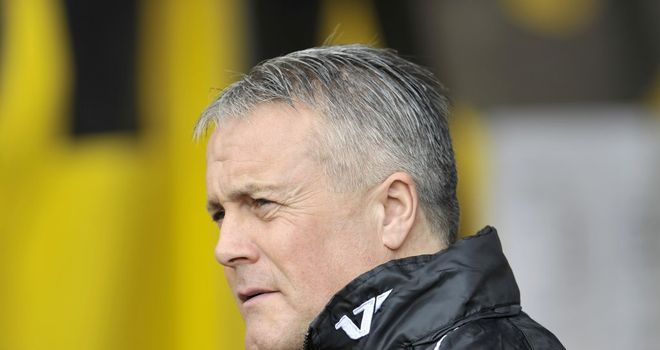 Micky Adams: Looking to the positives