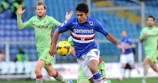 Eder on the charge