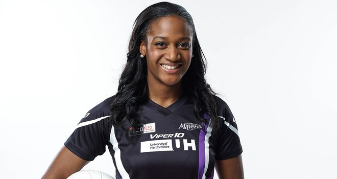 Sasha Corbin: Targeting Tri-Series success with England