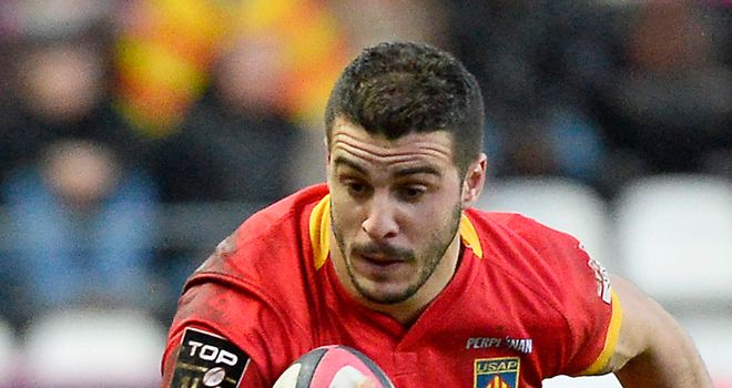 Sofiane Guitoune: France international to leave Perpignan